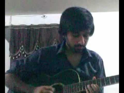 Dil Ka Aalam On Guitar video