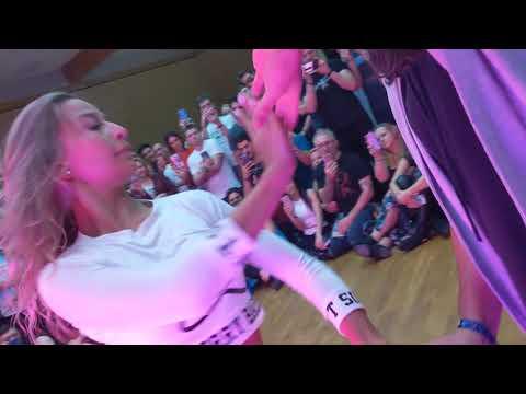 WZF2019: Anna & Mafie in workshops demos-2&3 ~ Zouk Soul