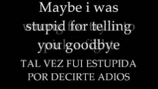 my life would suck without you (lyrics/traducción) - Glee Cast