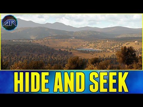 Forza Horizon 2 : HIDE AND SEEK!!! (Part 2)