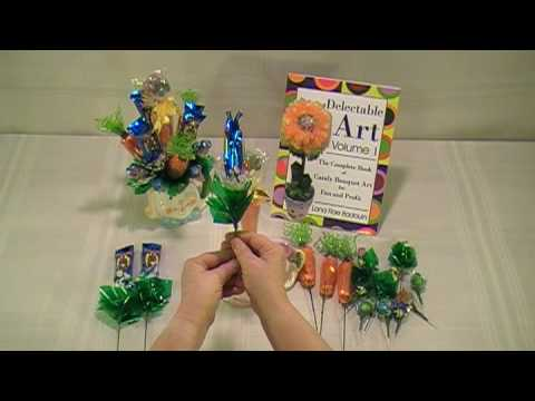 Easter Candy Bouquet How To Make Bouquets