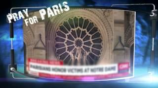國際情勢最新發展 Pray For PARIS