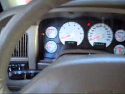 2002 Dodge Ram 5.9 Misfire!
