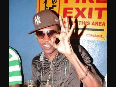 Vybz Kartel - Girls You Too Bad (friendly Fire Riddim) Jan 2011 {enemey Line Riddim Pt2} video