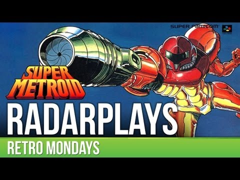 Super Metroid - RadarPlays