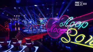 Augmented Reality at The Voice, RAI
