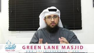 Green Lane Masjid Winter Conference 2015 - Ustadh Rayan Arab