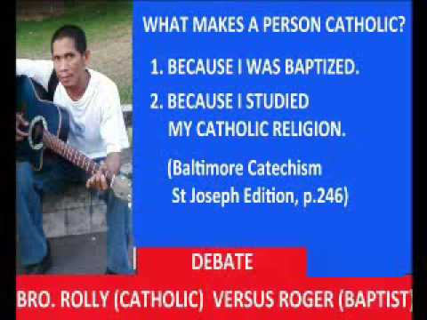 roman catholic vs baptist Anglican church compared to baptist church discussion in 'scripture,tradition,reason-anglican & old catholic' started by joey_downunder, feb 12, 2012 page 1 of 2 1 2 next   if we speak about this in superficial terms, basically anglicanism outwardly is like roman catholic, and inwardly like 'five solas.
