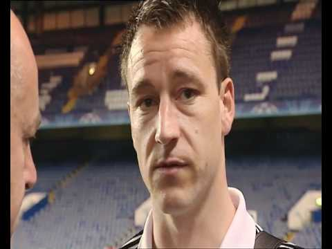 Chelsea FC - Cech and Terry on United