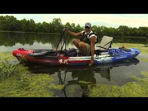 Stars & Stripes Jackson Kayak Big Rig Mini-Promo