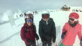 Skiing 2016