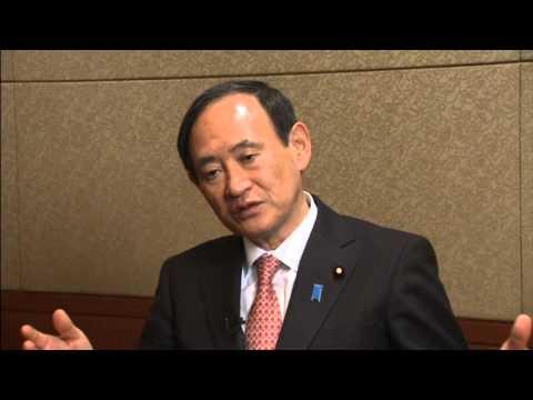 2113AS JAPAN-CABINET SECRETARY INTERVIEW