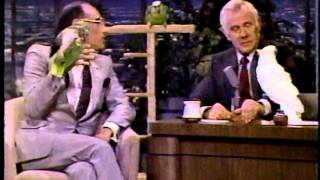 Birds clips in the Tonight Show with Johnny Carson