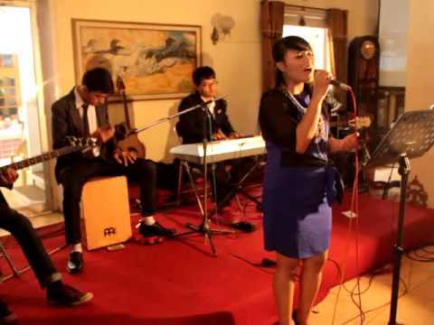 Simponi Yang Indah (once ) - Morning Rain Acoustic (live) video
