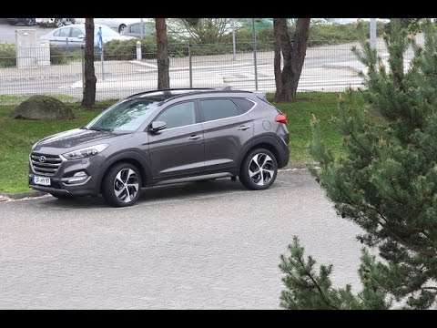 [CARVIDEO 汽車視界 HD影片] 海外新車試駕-Hyundai Tucson 紐柏林北賽道試駕