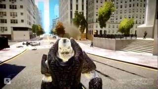 GTA IV  -   GEARS OF WAR