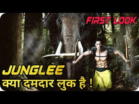 Vidyut Jammwal Action Thriller Movie Junglee First Look