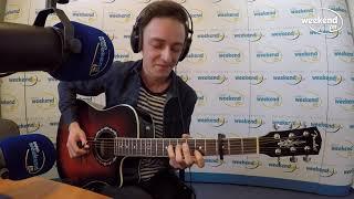 Symphony - Clean Bandit (guitar cover) - Mateusz Wedmann - live at Weekend FM