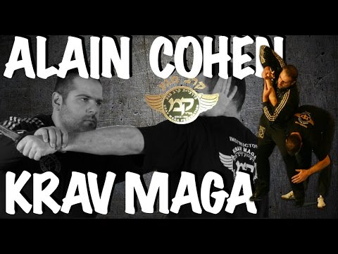 KRAVMAGA FEDERATION ALAIN COHEN KRAV-SECURITY.COM קרב מגע אלן כהן - הגנה עצמית Image 1
