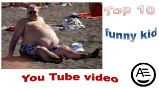 top 10 funny kid falls||new funny video || any thing and every thing