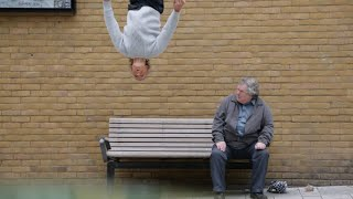 AGE IS JUST A NUMBER - 90 YEAR OLD PARKOUR MASTER