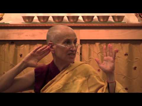 72 Aryadeva's 400 Stanzas on the Middle Way with Ven. Chodron 09-25-14