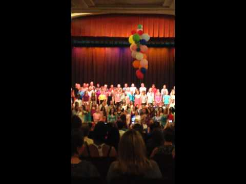 "George Washington Intermediate cover ""Happy"""