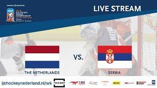 Нидерланды : Сербия