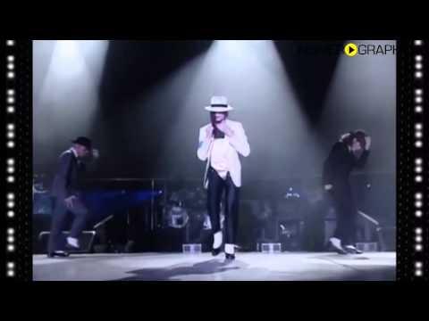 Top 8 - Amazing Michael Jackson's Dance Moves