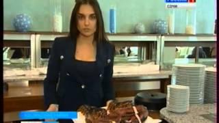 Мастер-класс по приготовлению морепродуктов