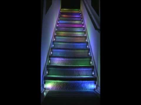 stair light controller reactive lighting stair. Black Bedroom Furniture Sets. Home Design Ideas