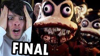 ESCAPÉ DE LOS MONOS CREEPYS !! FINAL DEFINITIVO !! - Dark Deception (Horror Game)