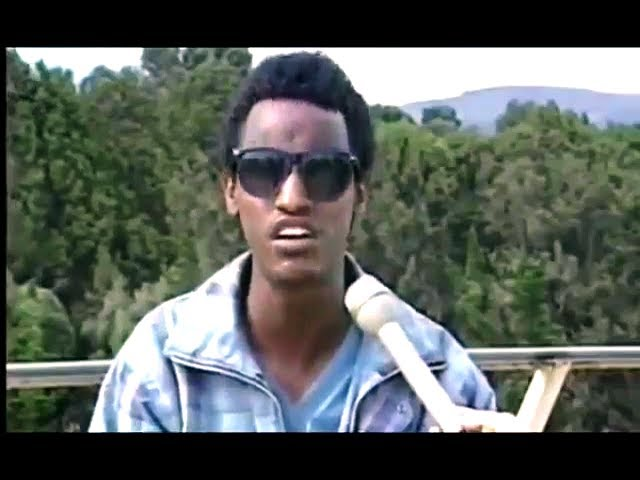 Old comedy works of Yirdaw Tenaw a popular Ethiopian comedian.