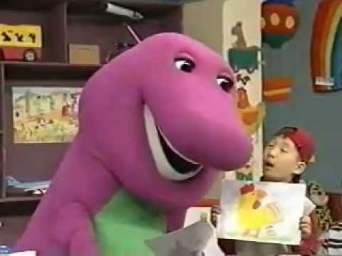Barney - Down on Barney's Farm (Korean) (Part 1)