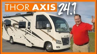 The Worlds SMALLEST Class A Motorhome!