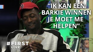 De 500 EURO MONEY CHALLENGE met DOPEBWOY #FIRST LIVE