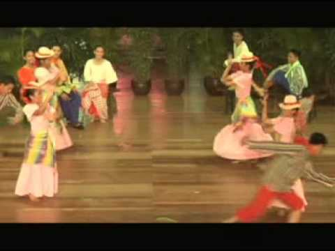 Philippine Folk Dance - Subli video
