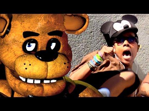 TEDDY BEAR SCARE: Five Nights At Freddy