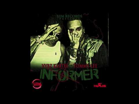 Vybz Kartel Ft Tommy Lee - Informer - Full Song - MAY 2012 WEB SITES: http://www.jjevafrass.com/ http://www.vybzentertainment.com/ TWITTER: http://www.twitter.com/JJevafrass FACEBOOK: ...