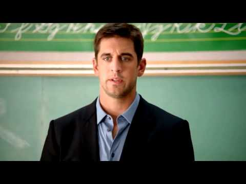 Aaron Rogers State Farm Aaron Rodgers New State Farm