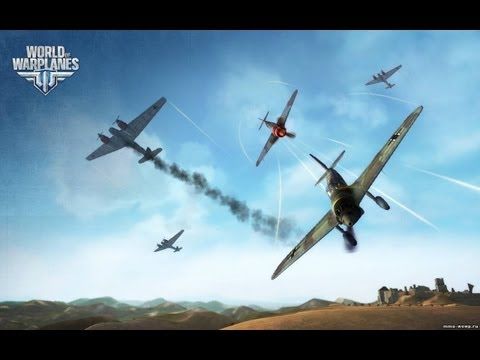 World of Warplanes | rus | миниобзор