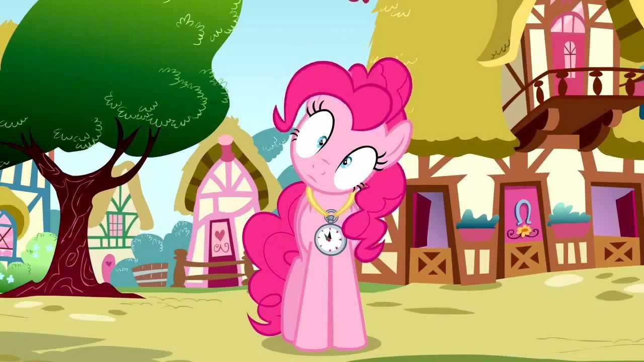 Unikitty Pinkie Pie Pinkie Pie Is An Alarm...