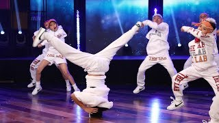 'World of Dance' Contestants 'The Lab' Perform