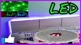 Review Tira de Luces LED | MUY RECOMENDADO