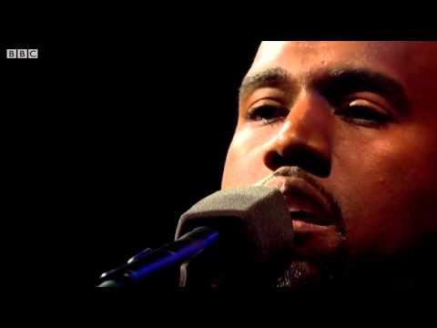 Kanye West - New Slaves / Blood On The Leaves (Live BBC)