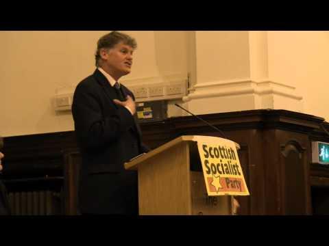 The Socialist Case for Independence - SSP Govan Public Meeting, April 1 2014