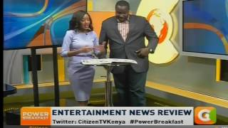 Power Breakfast : Entertainment News Review