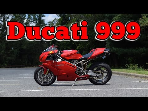 2003 Ducati 999: Regular Car Reviews