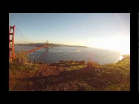 GG bridge time lapse