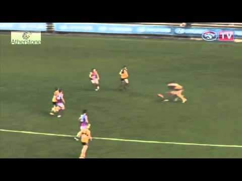 Dogs Draftees - Jackson Macrae Highlights Reel (Pick #6 - 2012 AFL Draft)